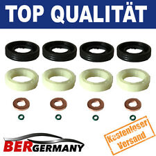 FUEL INJECTOR O-RING EINSPRITZDÜSE DICHTUNG Set PEUGEOT 206 207 208 307 1.6 HDI
