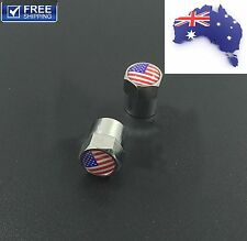 USA Tire Air Valve Caps High Quality Harley Indian Victory Motorbike Bike