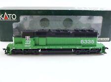 EMD SD40 Diesel Loco Burlington Northern BN Road #6335 KATO HO 37-013