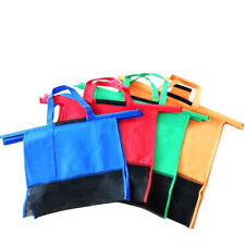 Thicken Cart Trolley Supermarket Shopping Bags Foldable Reusable S2A9