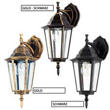 Wandleuchte LO4102 Eingang Lampe Wandlampe Garten 230V E27 IP44 Außenwandleuchte