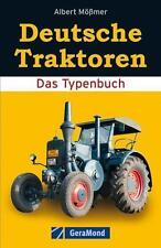 Bücher über Oldtimer und Traktoren als Erstausgabe