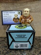 Harmony Kingdom Ball Historical Retired Pot Belly Mao Zedong With Box and Card