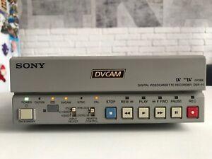 Sony DSR-11 PAL/NTSC HDV DVCAM DV Digital Video Player Recorder