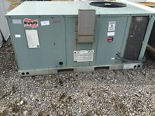 Ruud Package Heating/Cooling Unit-3 Ton, 3 Phase #5655