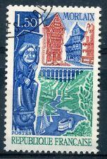 STAMP / TIMBRE FRANCE OBLITERE N° 1505 MORLAIX