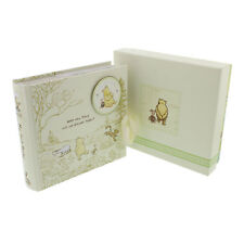 Classic Disney Winnie The Pooh Photo Album Newborn Baby Christening Picture Gift