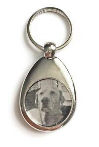 Foto Schlüsselanhänger mit Gravur Haustier Tier Einkaufschip Geschenk Muttertag