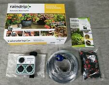 Raindrip R560Dp Container and Hanging Baskets Automatic Watering Kit