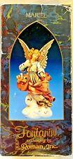 "Fontanini Mariel Nativity Figure 5"" Retired Angel Figurine Christmas Made Italy"