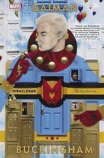 Miracleman: The Golden Age, Neil Gaiman