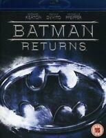 Batman Returns [Blu-ray] [1992] [Region Free] [DVD][Region 2]