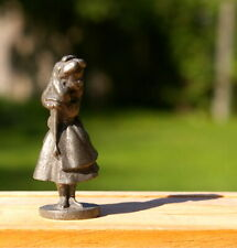 """Alice in Wonderland Pewter Monopoly Game Piece 1 5/8"""" Tall Figure"""