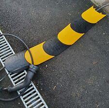 EV Electric Vehicle Charging Cable Protector Across Pavement - 95cm x 15cm