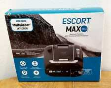Escort MAX 360 Laser Radar Detector NEW