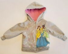 Disney Princess Girl's Hooded Sweatshirt▪Size 18 Month ▪FREE Shipping!