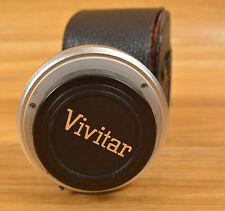 Automatic Tele Converter Vivitar 2X-5 Should Fit Minolta SRT-101 Estate Find