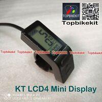 KT display 24V/36V/48V KT LCD4 mini display Ebike display KT display KTLCD4