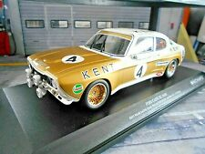 FORD Capri RS 2600 RS2600 MKI 24h Spa #4 Fritzinger Franck Kent Minichamps 1:18
