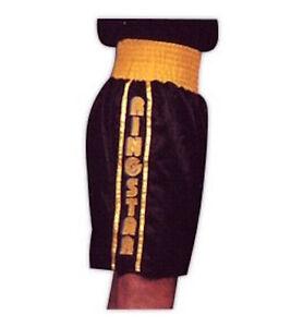 RING STAR  ** Satin Boxing Shorts **   Med, Lar, XLar