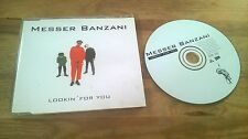 CD Punk Messer Banzani - Lookin' For You (4 Song) MCD / ORANGE ST sc
