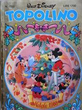 Topolino n°1725 [G.273] - BUONO –