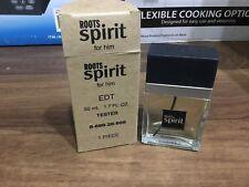 roots spirit for him eau de toilette spray 1.7 fl.oz 50ml men homme fragrance he