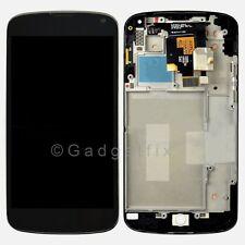 USA LG Google Nexus 4 E960 LCD Screen Display + Touch Screen Digitizer + Frame