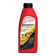 Drivetec 5W30 Engine Oil 1L 1 Litre Semi Synthetic Z Plus ACEA A1/B1 API SL/CF