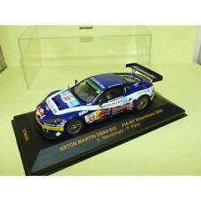 ASTON MARTIN DBR9 N°33 FIA-GT SILVERSTONE 2006 IXO GTM045 1:43 Abd