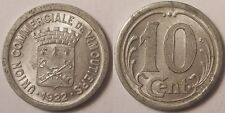 Union Commerciale de Vimoutiers (61), 10 Centimes 1922 !!