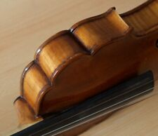 """Very old labelled Vintage violin """"Castelli"""" fiddle 小提琴 скрипка Geige"""