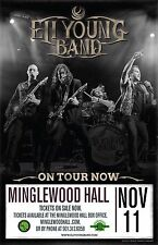 Eli Young Band 2016 Memphis Concert Tour Poster - Country, Country Rock Music