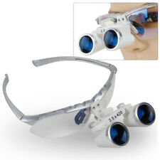 35x420mm Dental Loupes Surgical Medical Binocular Loupe Optical Glass Magnifier