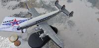Super Connie Constelation KLM Metall  Fertigmodell Avion Aircraft  YAKAiR