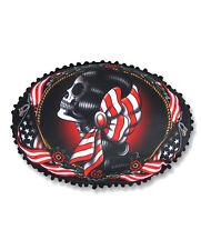 Liquor Brand AMERICAN GIPSY Tattoo Oldschool PILLOW Kissen Rockabilly