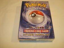 pokemon 2 player starter Set Trading card game factory sealed 1999 WOTC