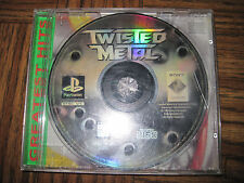 Twisted Metal  (Sony PlayStation 1, 1996)