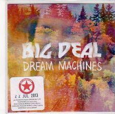 (EE66) Big Deal, Dream Machines - 2013 DJ CD