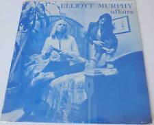 Elliott Murphy 6-song EP Affairs Sellado 1980 Courtisane