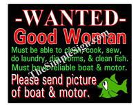 Funny Decor Fishing Sign, Pub, Restaurant, Lounge #12