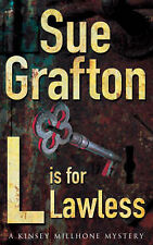 Good, L Is For Lawless, Grafton, Sue, Book