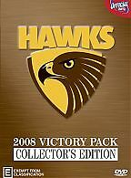 AFL Hawthorn Hawks 2008 Victory Pack  (4 Disc Edition) New DVD
