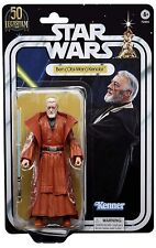 BEN (OBI-WAN) KENOBI STAR WARS THE BLACK SERIES LUCASFILM 50TH KENNER ???