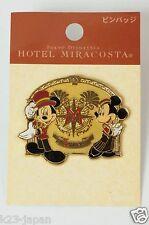 Tokyo Disney Resort Pin Hotel Miracosta 5th Anniversary Mickey Minnie TDR JAPAN