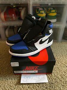 Nike Air Jordan 1 Royal Toe Size 9 *Brand New, 100% Authentic*