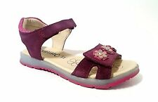 New $65 LAMINO Kids Walking Girls Sandals LEATHER Fashion Size 13 USA/31 EURO