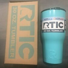 RTIC 30 oz Tumbler/with lid - Teal - NEW in box - Free Shipping!
