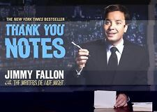 Thank You Notes, Jimmy Fallon, the Writers of Late Night, Very Good Book