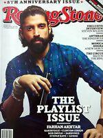 Rolling Stone Mar16 Farhan Akhtar Steven Wilson Bruce Springsteen Monica Dogra